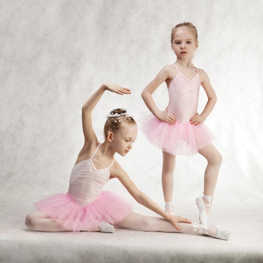 Fotos girls ballett russischen nackte flexible