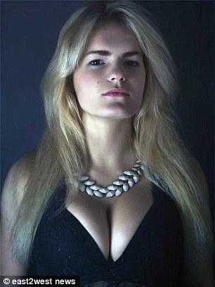 Modell bilder nackt fame sandra orlow