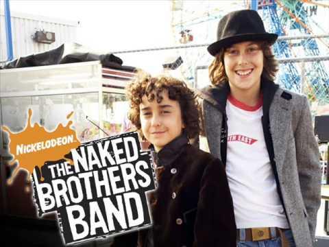 The band nickalodeon naked brothers
