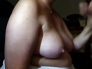 Frau titten auf reife cum