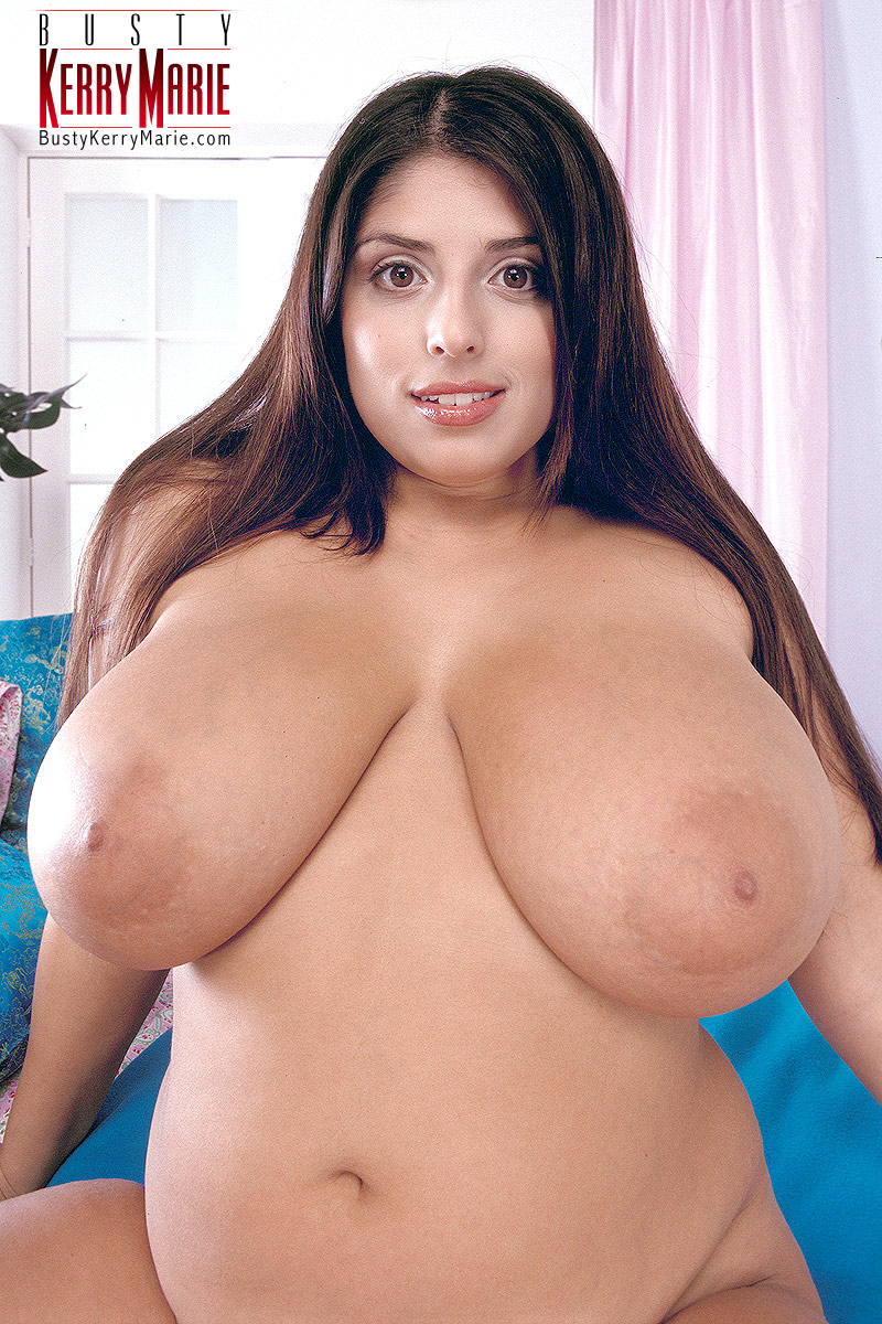 Kerry busty marie fans babe