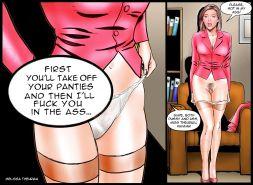 Nackt promi comics theuriau melissa