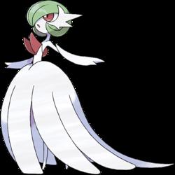 Von brust groen frauen pokemon