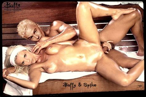 Fakes buffy slayer the vampire porno nude