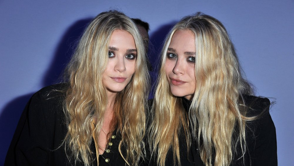 Olsen pussy kate mary und ashley