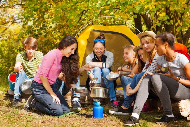 Girls camping zelt nackt amateur