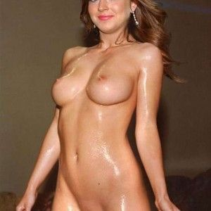 Ass brunette porno stern big