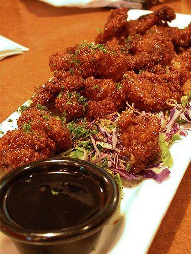 Sesame streifen chicken daniels rezept jack