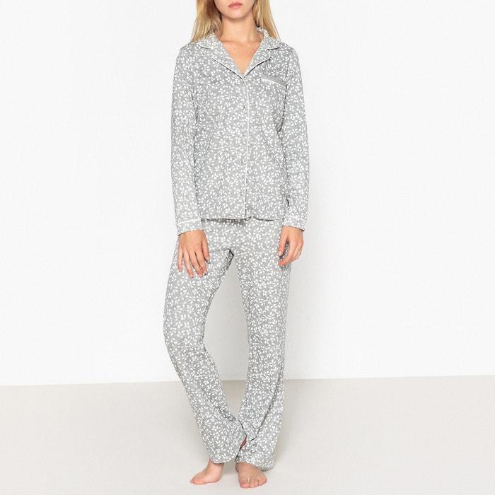 Grau damen hanes pyjama unten