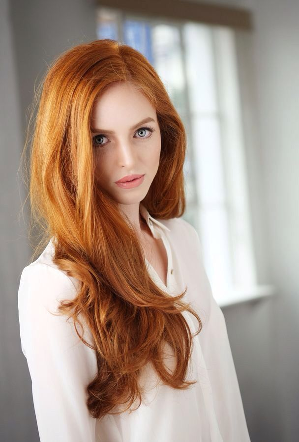 Madchen rote haare hot sexy