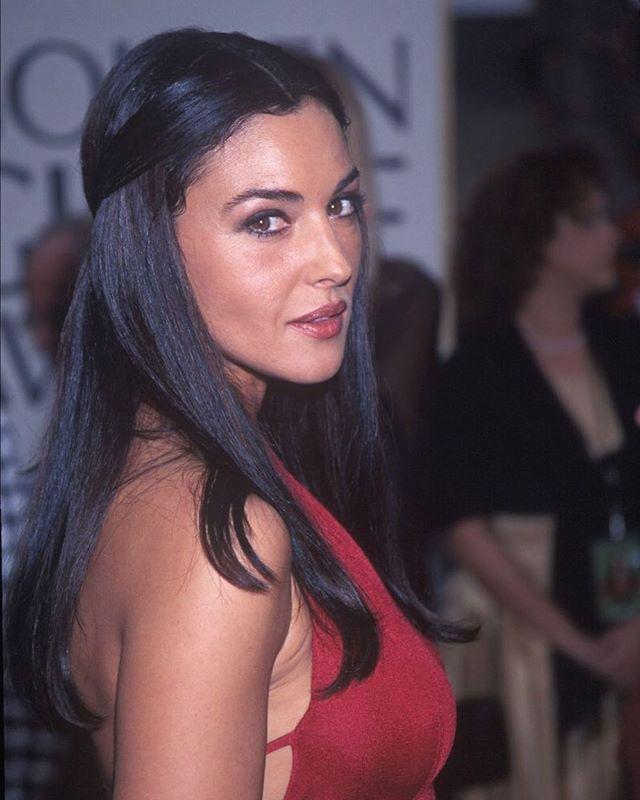 Monica schone bellucci frauen italienische