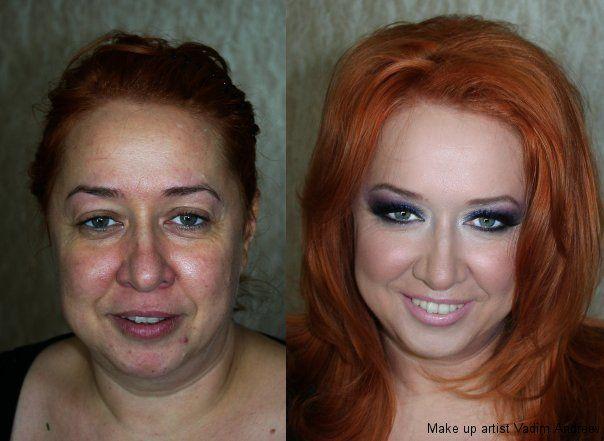 Stars und porno make up nach vor