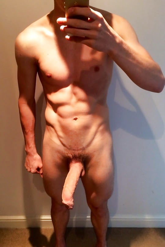 Selfie niedlichen big cock kerl dick