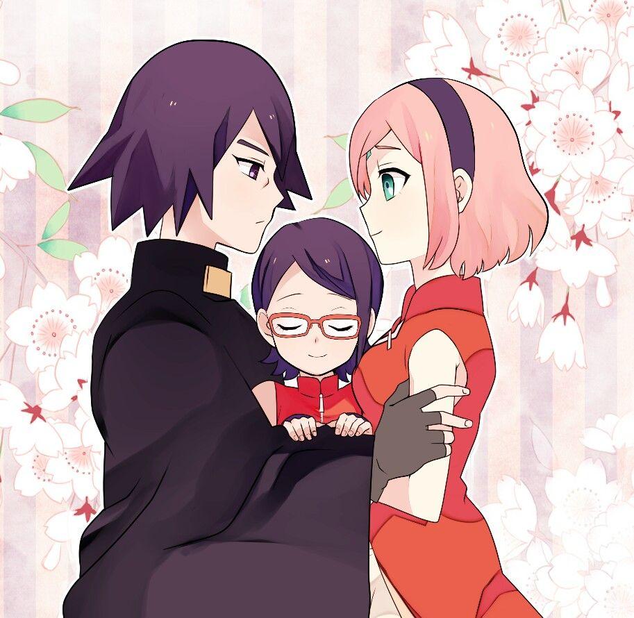 Hentai und comic naruto hinata sakura