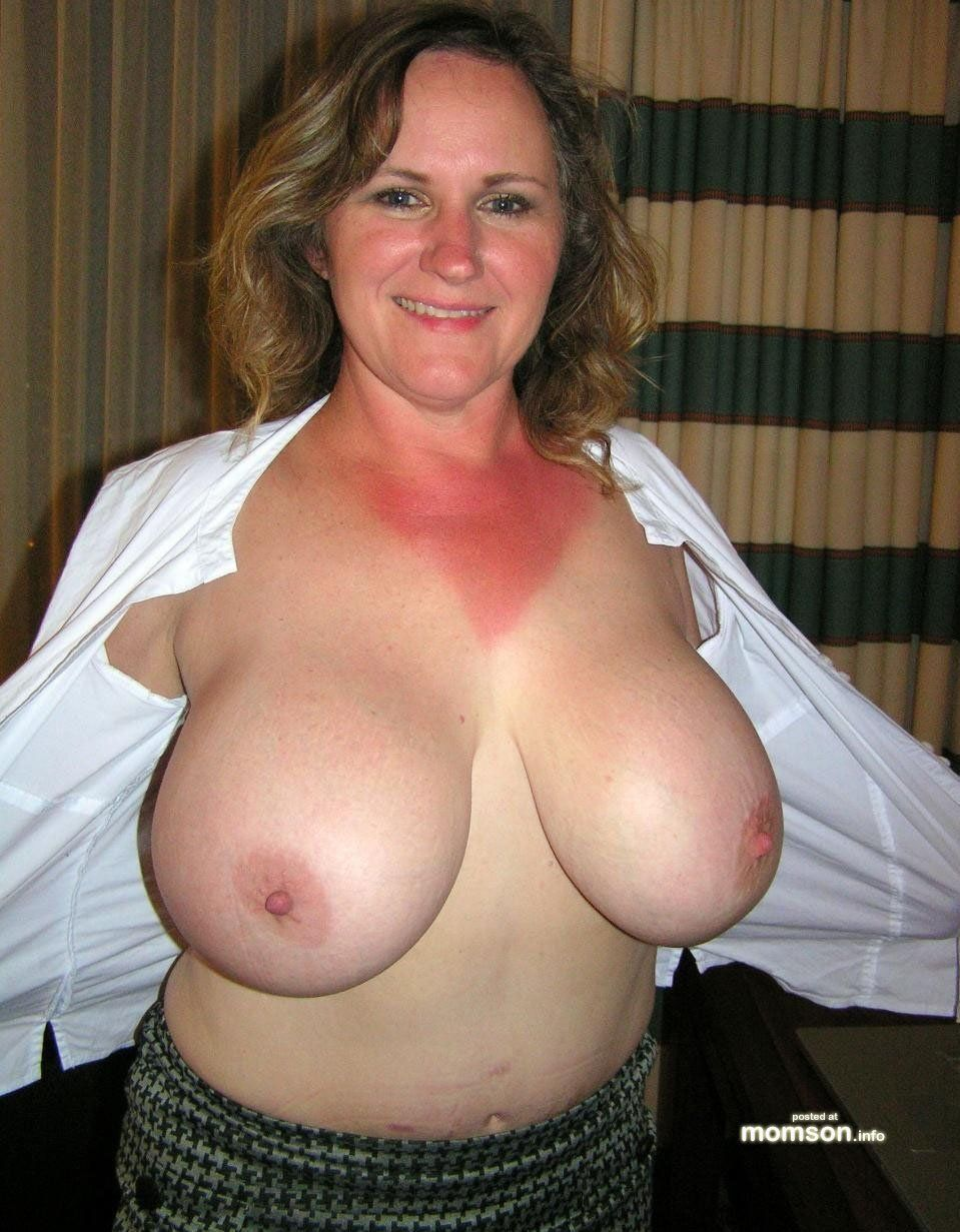 Big moms amateur mature tit