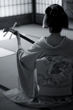 Santa geisha haus ana in