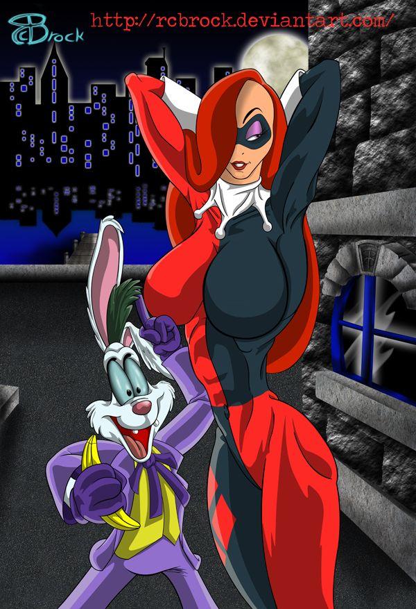 Porn cartoon bondage kaninchen jessica