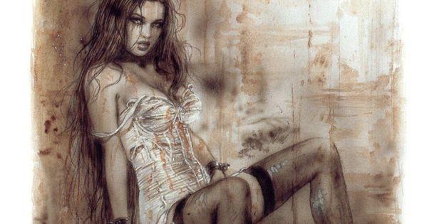 Altuna art erotik royo pinup