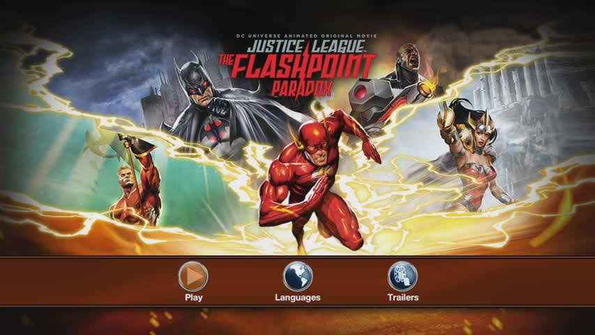 Flashpoint paradox league woman justice wonder
