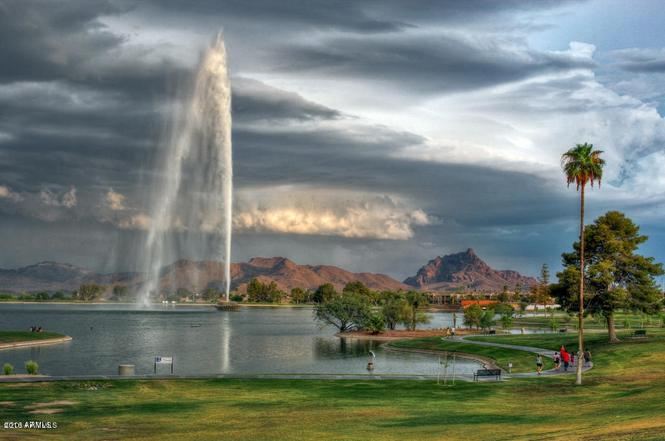 Arizona fountain nackte frauen hills,