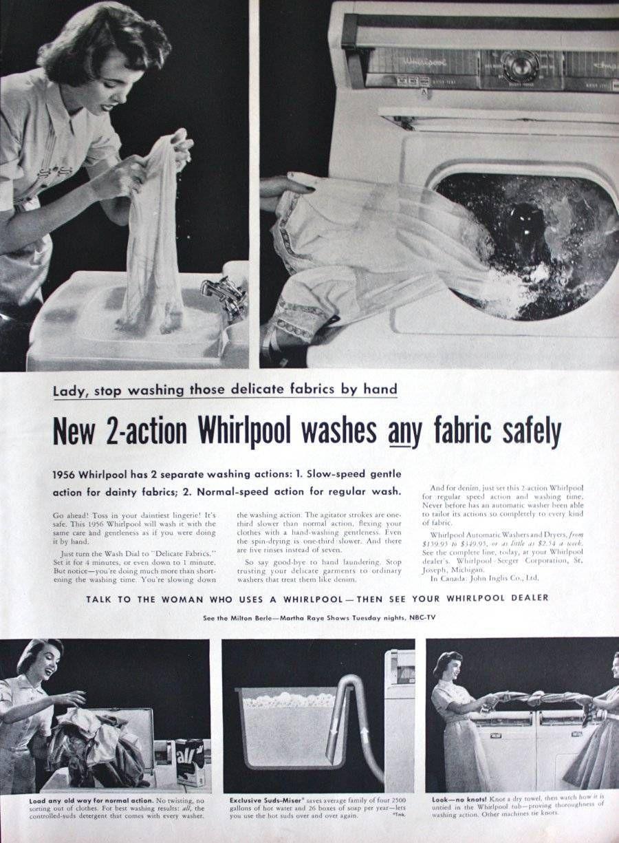 Und inc vintage whirlpool bad