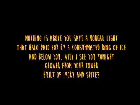 Filth gilded lyrics cunt cradle of von