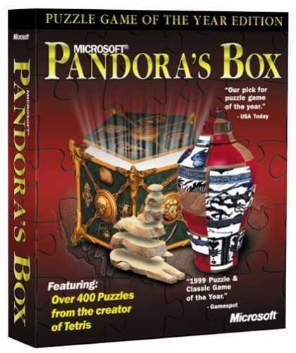 Sex fragen pandora s box