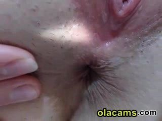 Muschi up rasierte verbreitung close