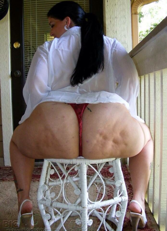 Ass big pussy fat und