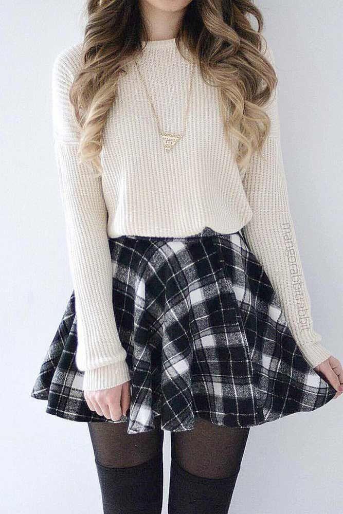 Kleidung sehen teen durch girls sie