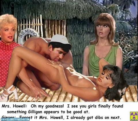 Nude fake sites insel gilligans