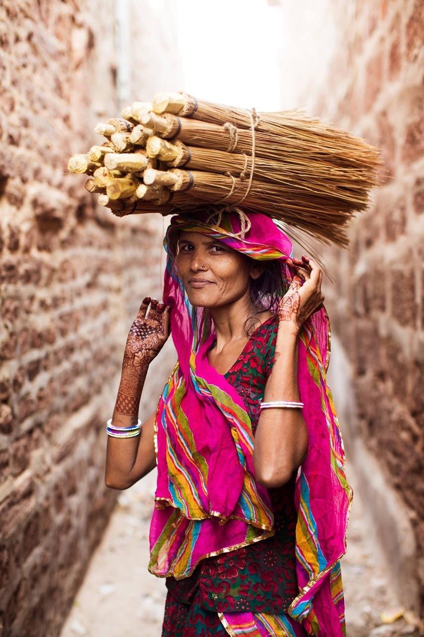 Indischen frauen meisten schonen nackten die