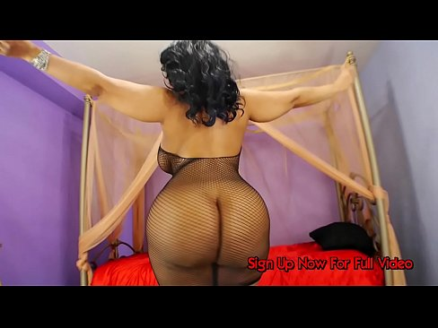 Butt videos stripper big latina