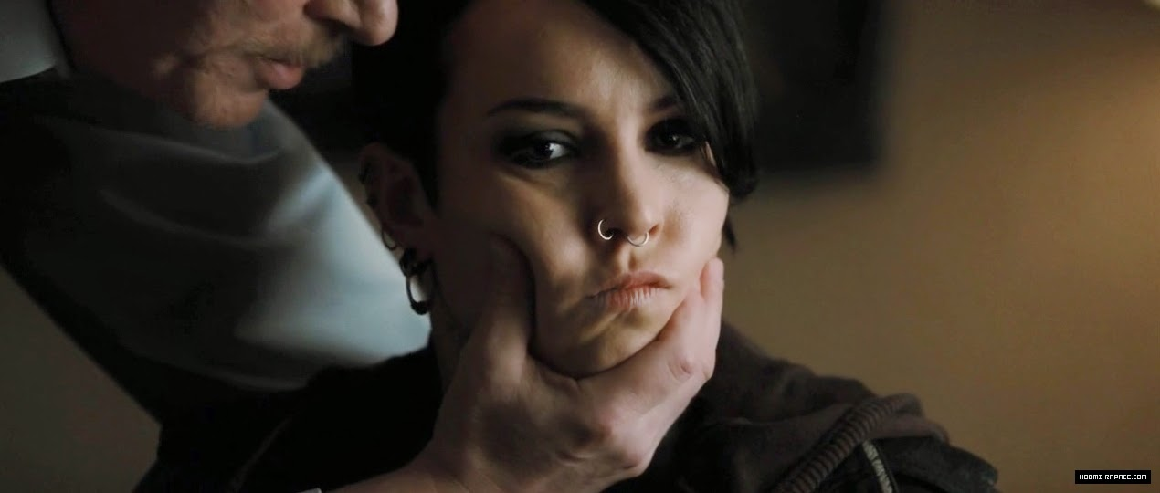 Tattoo noomi rapace dragon girl with