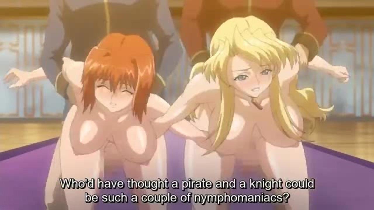 Anime madchen hentai damon sexy