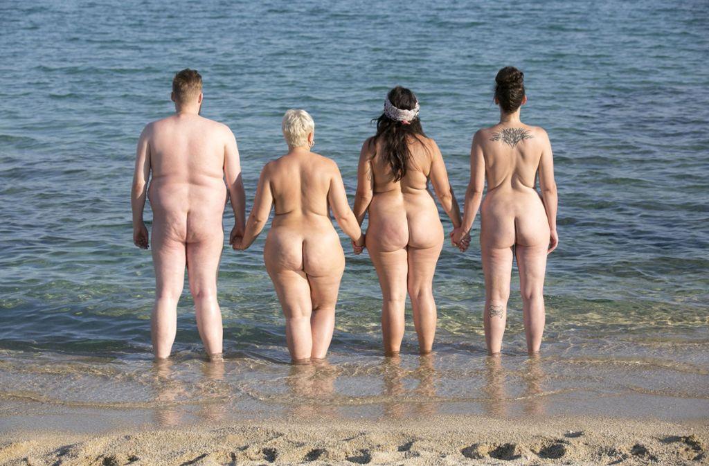 Menschen nackt ich liebe nackte