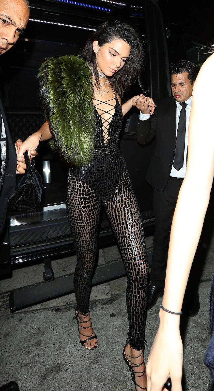 Kylie sexy und kendall jenner