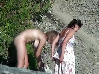 Der dusche girls in fkk