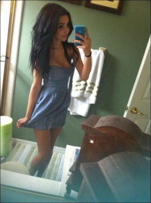 Self shot girl tumblr teen
