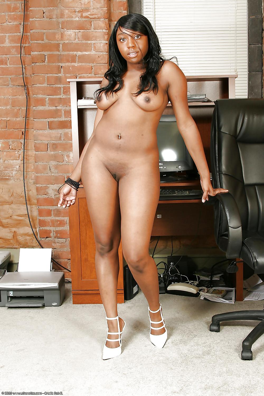 Frauen reife schwarz nackt sexy