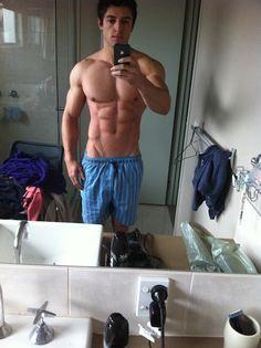 Selbst spiegel schüsse nude iphone