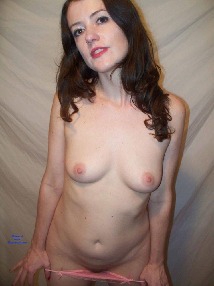 Naked pic amateur brunett az