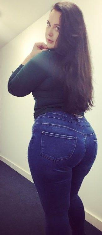 Butt galerien black bbw shorts