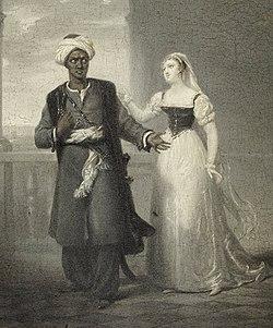 Ehen interracial die auf stimmung