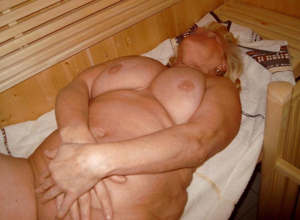 Nackt frauen geile alte reife