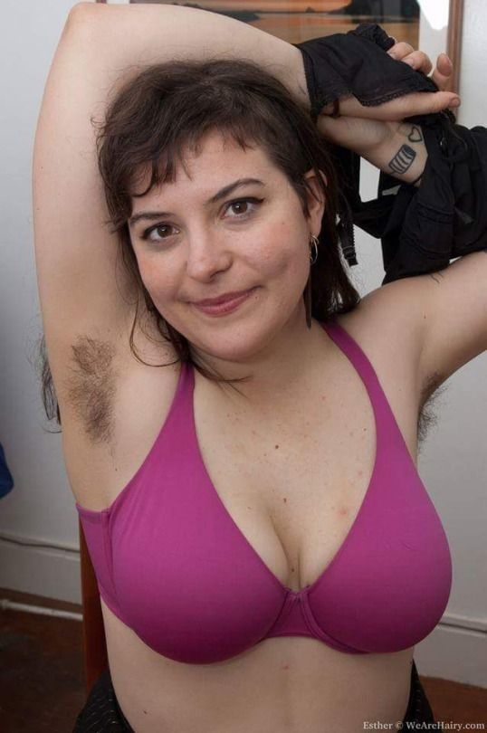 Hairy and atk alissia natural