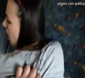 Gif rache cheerleader lesbische bus gf