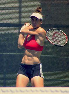 Bilder sex kratzen tennis madchen hintern