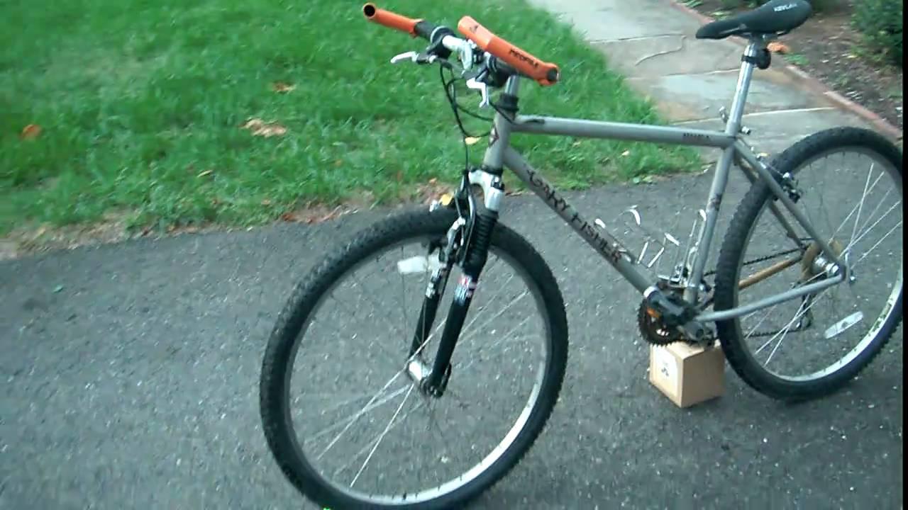 Fisher vintage x caliber bikes gary