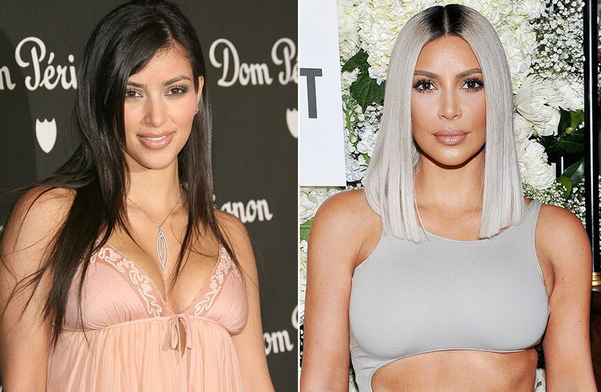 Kardashian sexy pics kürzlich kim